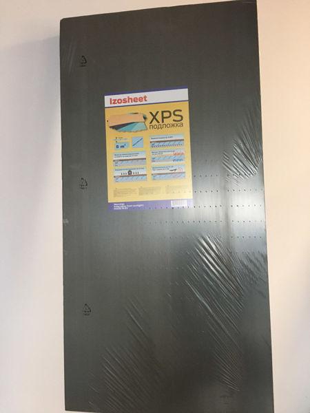 Снимка на Подложка XPS 5мм /5кв.м. в пакет/