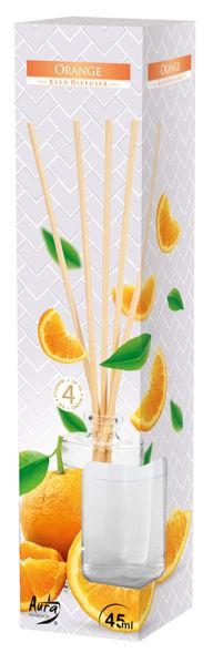 Снимка на Ароматизатор с пръчици Портокал