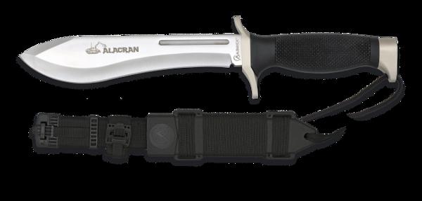 Снимка на Нож тактически ALBAINOX ALACRAN черен - 32384