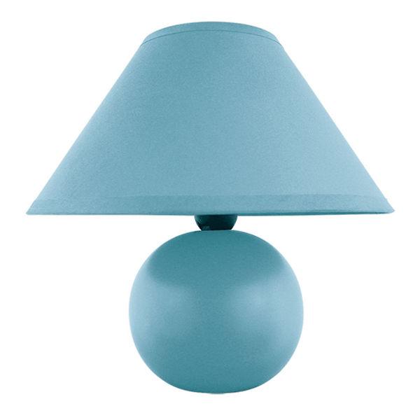 Снимка на Лампа настолна В229 - синя