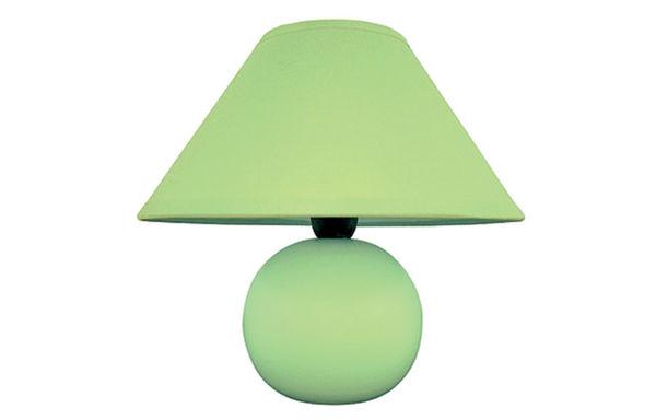 Снимка на Лампа настолна В230 - зелена