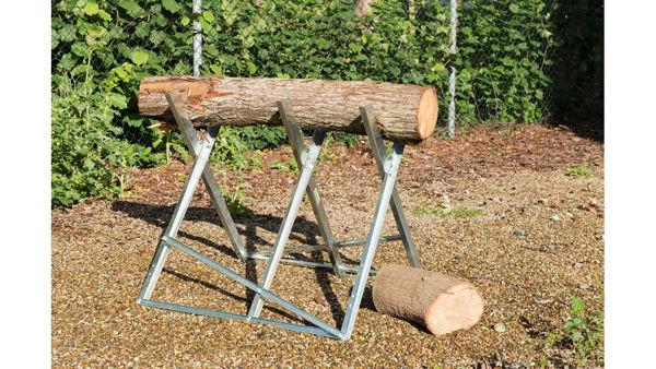 Снимка на Стойка за рязане на дърва - POW64200/KRTGR9201