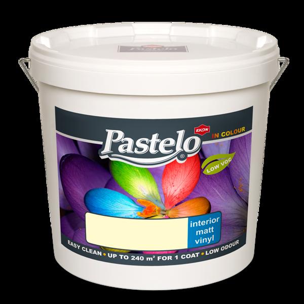 Снимка на Латекс Пастело - млечно жълт Е 5-3 - 2.5л.