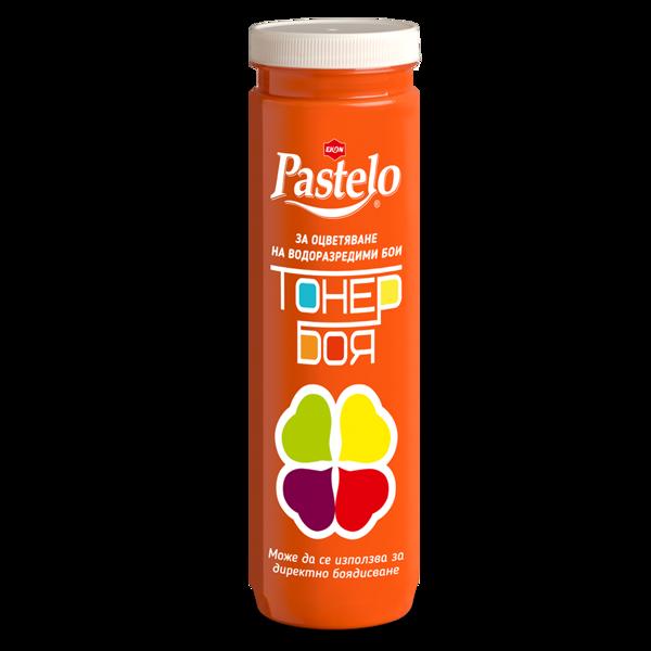 Снимка на Тонер боя Пастело - оранжева 250мл.
