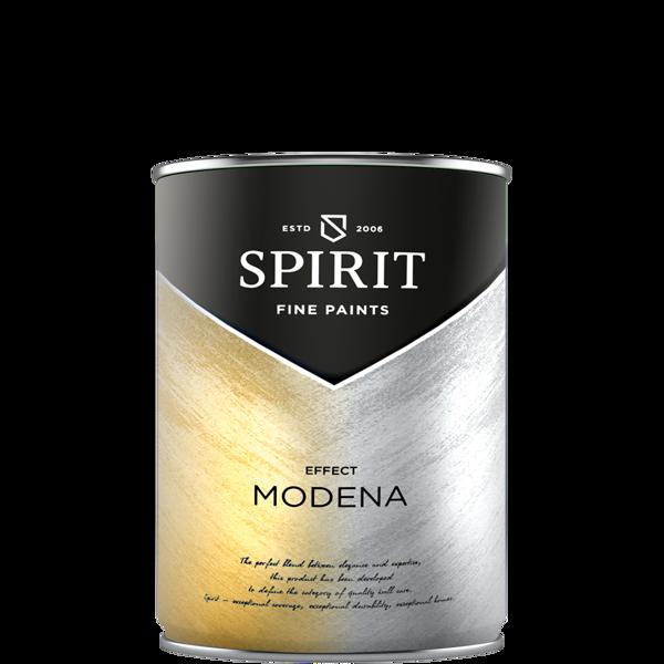 Снимка на Мазилка Spirit Modena Silver - 1 л.