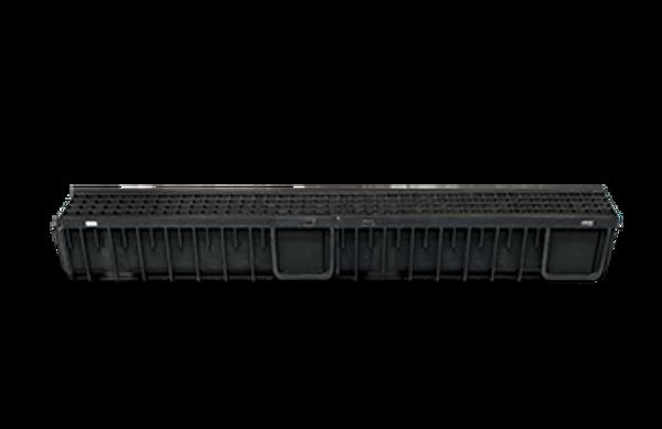 Снимка на Канал Sell-Line 135х35х1000 с пластмасова решетка PP