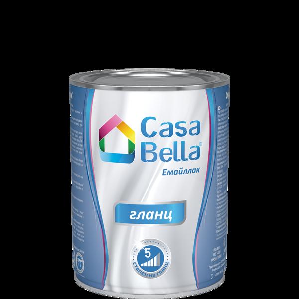 Снимка на Емайллак алкиден Casa Bella RAL 1015 650 мл.
