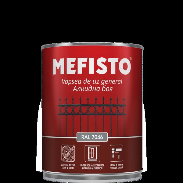 Снимка на Боя алкидна Mefisto RAL 1018 650 ml
