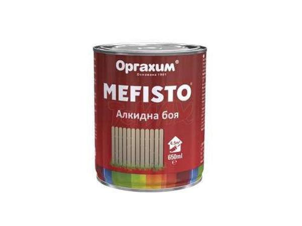 Снимка на Боя алкидна Mefisto RAL 9010 650 ml