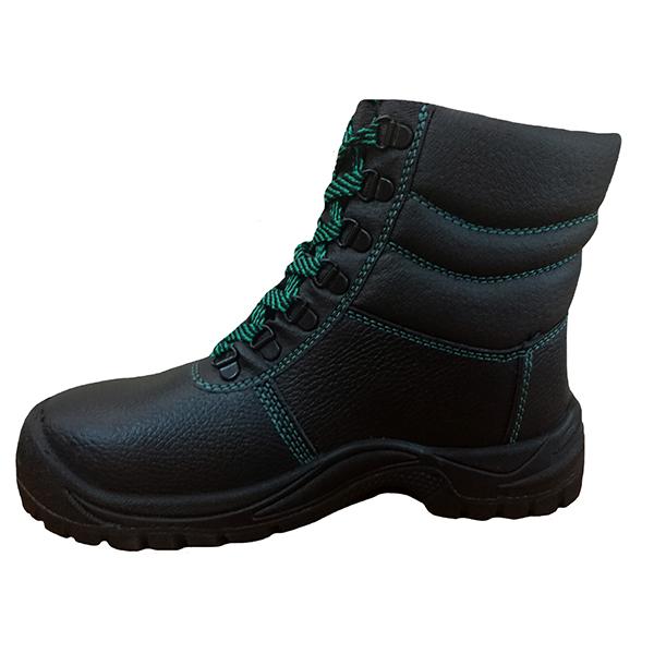 Снимка на Обувки работни високи с топъл хастар Globus winter S3 №38