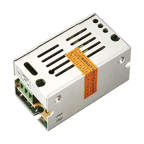 Снимка на Захранване лента SLIM LED 12VDC/36W/3A/IP20