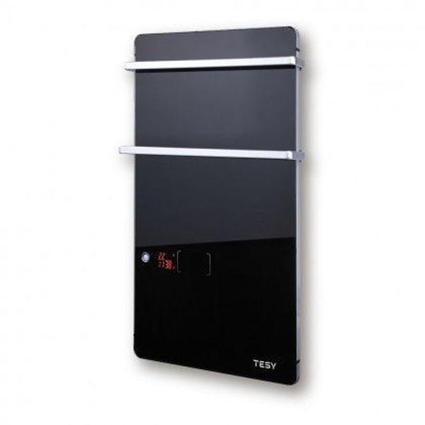 Снимка на Отоплител за баня GH200 - 2000W - LED дисплей IP24 черен