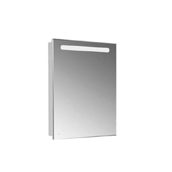 Снимка на Шкаф за баня горен огледало Victoria Nord 60см. бяло десен - A857475806