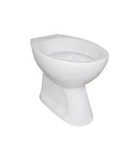 Снимка на Тоалетна чиния стояща CLASSICA 2.0 ДО бяла