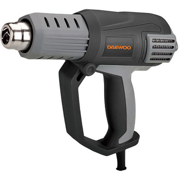 Снимка на Пистолет за горещ въздух с регулиране 2000W DAHG2000BC