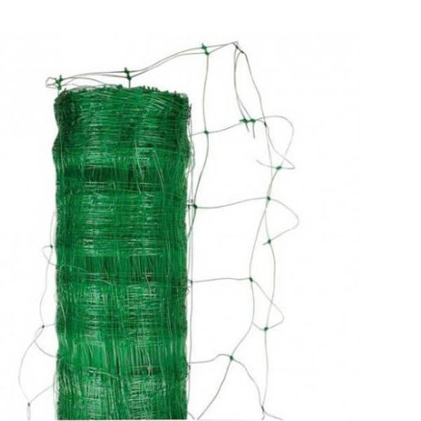 Снимка на Мрежа за краставици 1,7 х 10 м зелена