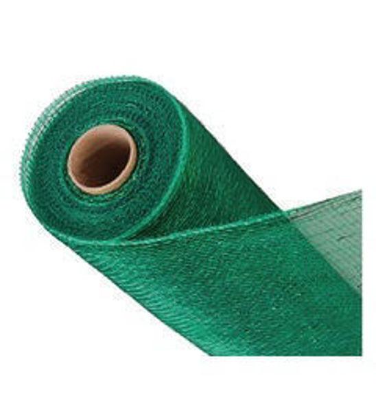 Снимка на Мрежа засенчваща - 70 % - 4 м. тъмно зелена - плътност 70гр./кв.м.