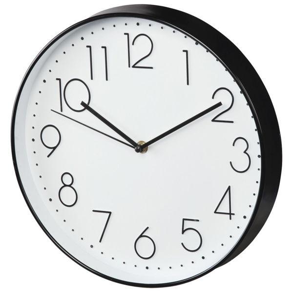 "Снимка на Часовник стенен ""Elegance"" Ø 30cm"