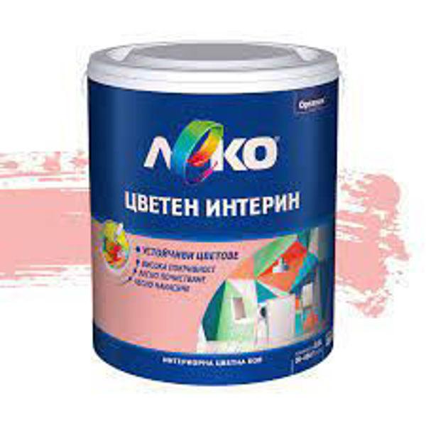 Снимка на Леко Интерин захарен памук 2.5л.
