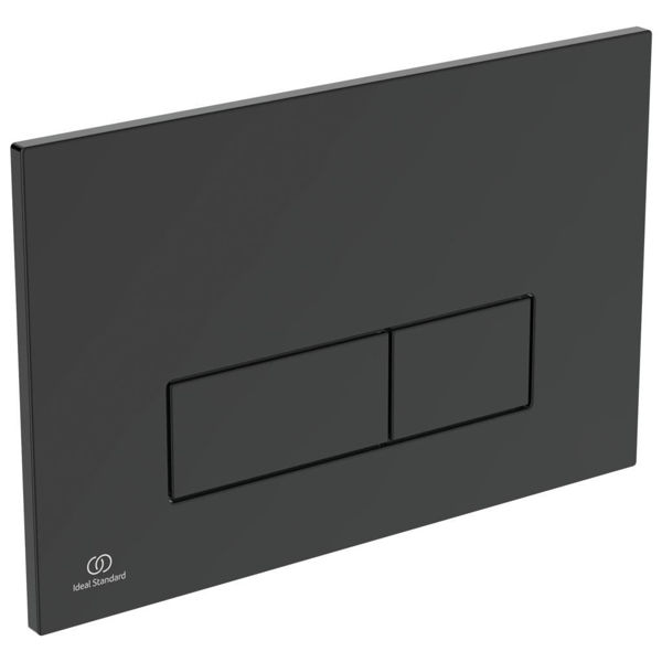 Снимка на R0121A6 Бутон двоен OLEAS M2 - черен