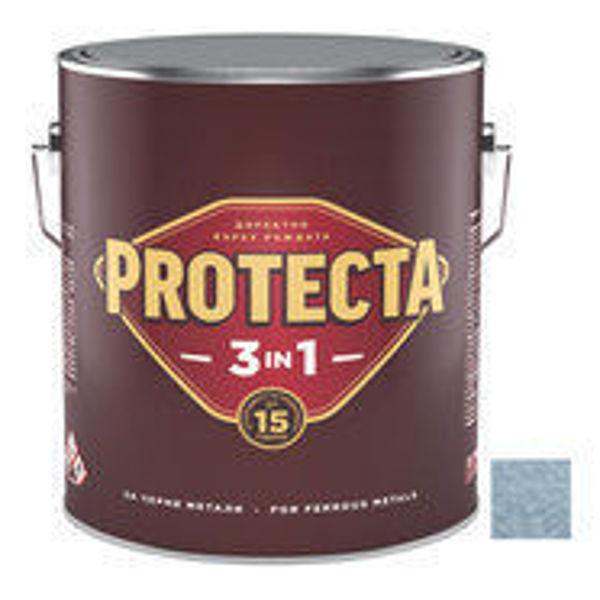 Снимка на Протекта 3 в 1 тъмно сив металик 2.5 л.