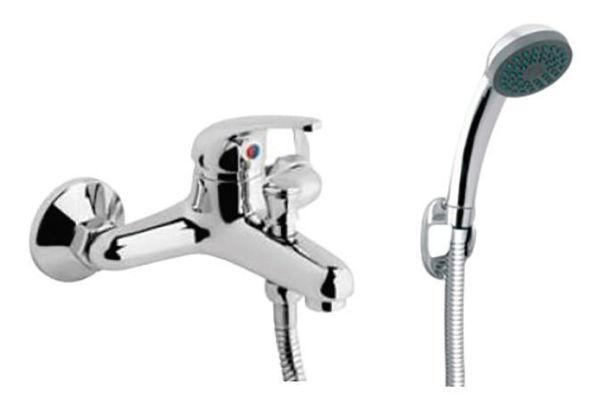 Снимка на Смесител  вана душ комплект