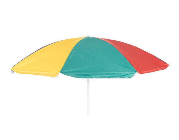 Снимка на Плажен чадър Ø140cm, UV защита