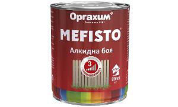Снимка на Боя алкидна Mefisto RAL 3020 650 ml