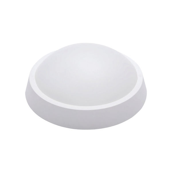 Снимка на Плафониера LED бяла LUZ-BRN 25W 40K 27см IP65