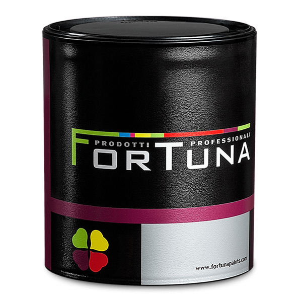 Снимка на Боя тебеширена Fortuna Vintage - Тъмно сиво 0.9л